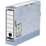 """Archívny box, 80 mm, """"BANKERS BOX® SYSTEM by FELLOWES®"""""""