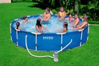 Intex Metal Frame 457 x 122 cm