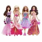 BARBIE FASHIONISTAS DELUXE Y7495
