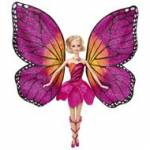 BARBIE MARIPOSA Y6372
