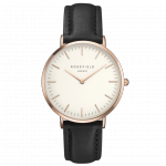Rosefield The Bowery Rosegold White/Black