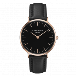 Rosefield The Bowery Rosegold Black/Black
