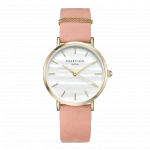 Rosefield The West Village Gold White / Pink