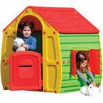 BUDDY TOYS BOT 1010 MAGICAL HOUSE RED