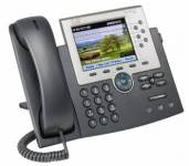 Cisco UC Phone 7965, Gig, Color, with 1 CCME RTU License