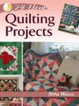 24-Hour Quilting Projects Weiss, Rita