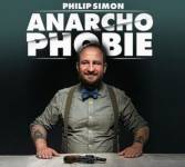 Anarchophobie - Die Angst vor Spinnern, 1 Audio-CD Simon, Philip