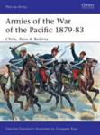 Armies of the War of the Pacific 1879-83 Esposito, Gabriele