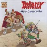 Asterix als Legionär, 1 Audio-CD Goscinny, René