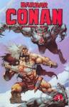 Barbar Conan 2 (Roy Thomas; Barry Smith) [CZ] (Kniha)