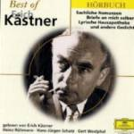 Best of Erich Kästner, 2 Audio-CDs Kästner, Erich