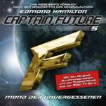 Captain Future - Mond der Unvergessenen, 1 Audio-CD Hamilton, Edmond