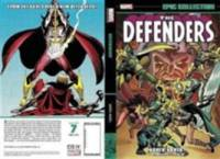 Defenders Epic Collection: Ashes, Ashes? J. M. DeMatteis
