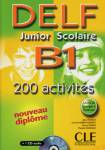 DELF Junior Scolaire B1, m. Audio-CD Rausch, Alain