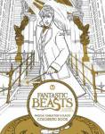 Fantastic Beasts and Where to Find Them: Magical Characters and Places Colouring Book neuveden