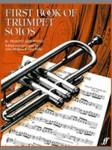 First Book of Trumpet Solos Wallace, John