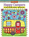 Happy Campers Coloring Book McArdle Thaneeya