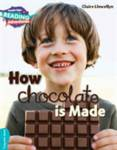 How Chocolate is Made Turquoise Band Claire Llewellyn