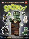 LEGO (R) Spooky! Ultimate Sticker Collection DK