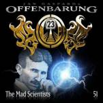 Offenbarung 23, The Mad Scientists, 1 Audio-CD Gaspard, Jan