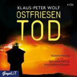 Ostfriesentod, 4 Audio-CDs Wolf, Klaus-Peter