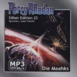 Perry Rhodan Silber Edition - Die Maahks, 2 MP3-CDs Voltz, William