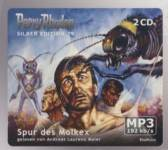 Perry Rhodan, Silber Edition - Spur des Molkex, 2 MP3-CDs Maier, Andreas Laurenz