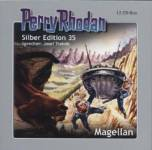 Perry Rhodan Silberedition - Magellan, 12 Audio-CDs Darlton, Clark