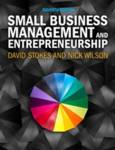 Small Business Management and Entrepreneurship Stokes, David; Wilson, Nicholas