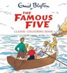 The Famous Five Classic Colouring Book Enid Blyton