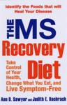 The Ms Recovery Diet Sawyer, Ann; Bachrach, Judith