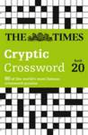 The Times Cryptic Crossword Book 20 The Times Mind Games
