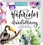 Watercolor meets Handlettering Stapff, Christin