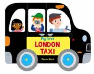 Whizzy Wheels: My First London Taxi Billet Marion