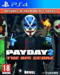 Pay Day 2: The Big Score PS4