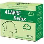 Tablety Alavis Relax pro psy 150mg 80cps