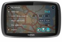 TomTom Trucker 5000 Lifetime