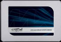"Crucial MX500 250GB SSD, 2.5"" 7mm SATA 6Gb/s, Read/Write: 560 MBs/510MBs"