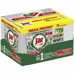 Tablety do myčky JAR Platinum Plus Yellow 75 ks Megabox (8001841017716)