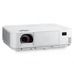 NEC Projektor DLP M363X 3D (1024x768, 3600ANSI lm, 10000:1)  8,000h lamp/filter, HDMI, LAN, USB, Optional WLAN (NP06LM) 60003980