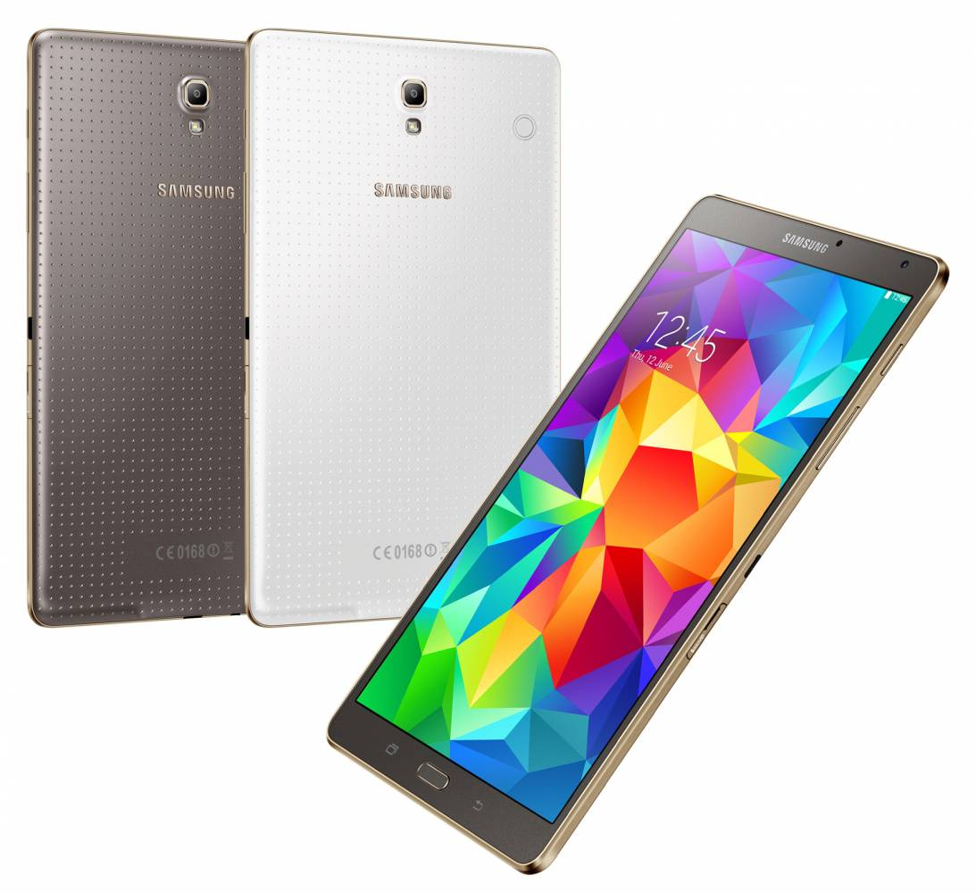 samsung galaxy tab s 8 4 sm t700 16gb ceny odpadne sk. Black Bedroom Furniture Sets. Home Design Ideas