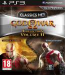 God of War Collection Volume II (Chains of Olympus + Ghost of Sparta) PS3