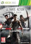 Ultimate Action Triple Pack (Just Cause 2, Sleeping Dogs, Tomb Raider) XBOX360