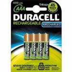 DURACELL StayCharged AAA 800 mAh K4