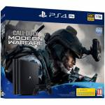 Konzola PlayStation 4 Pro 1TB + COD: Modern Warfare