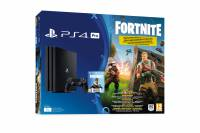 Konzole PlayStation 4 Pro 1TB + balíček Fortnite 2000 V Bucks pre konzolu Playstation 4