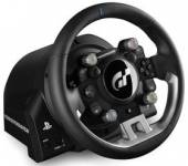 Volant Thrustmaster T-GT + pedály pro PS4 a PC (4160674) čierny