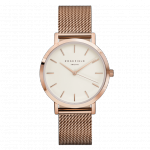 Rosefield The Mercer Rose Gold White