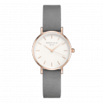 Rosefield The Small Edit Elephant Grey Rose Gold / 26mm