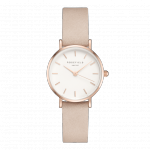 Rosefield The Small Edit Soft Pink - Rose Gold / 26mm